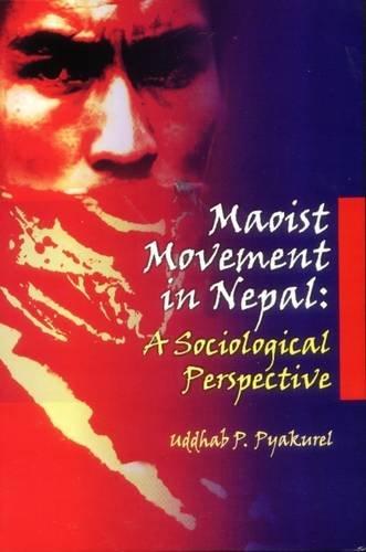 Maoist Movement in Nepal pdf epub