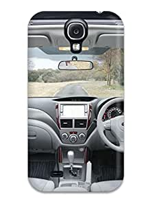 Cute Tpu Chentry Vehicles Car Case Cover For Galaxy S4