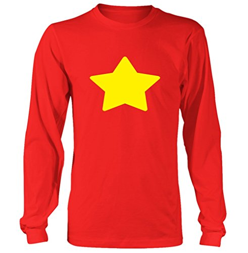 Steven Universe Star cosplay gems garnet Shirt Unisex long sleeve shirt