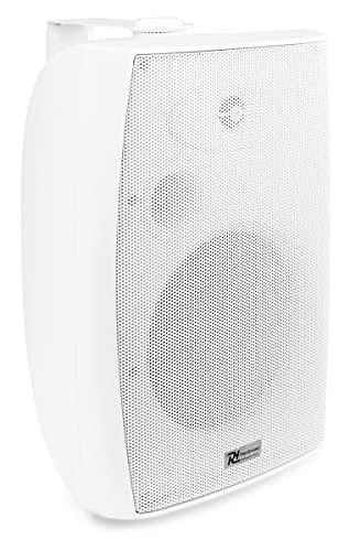 Power Dynamics BF80TW 100V in-/outdoor speaker 50W 8″ – Wit