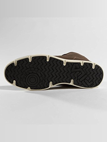 sportive Black Lance Fila 101014612V Marrone Black Mid Scarpe 1qgPBf