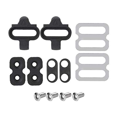 - Dewin Bike Accessories Mountain Bike Accessories Cleats Set, for SPD Pedals, Suitable for PD-M520 M540 M324 M545 M424 M647 M959