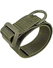 SHIYM-belt, CQC táctica Universal del Arma Cuerda Culata Honda Adaptador de Montaje de la Correa de Airsoft Militar Fusil de Caza Adjunto Strapping Cinturón