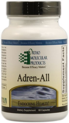 Ortho Molecular Adren-All 60ct