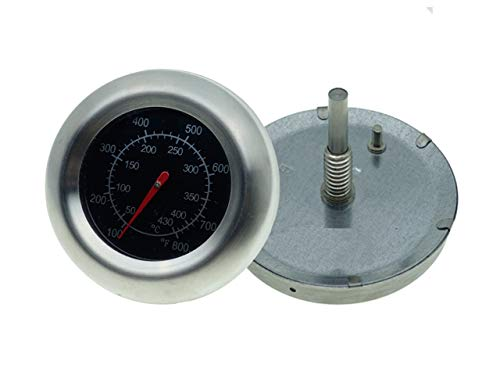ICD Tek BBQ Grill Thermometer,Smoker/Pit Grill Temperature Gauge, Replacement Thermometer