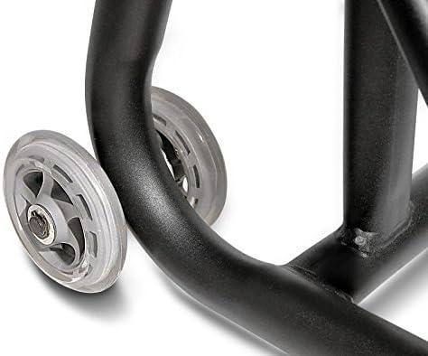 Einarm Montagest/änder Ducati 1098 07-08 Schwarz Matt Hinterrad Single Classic Motorrad inkl Adapter ConStands
