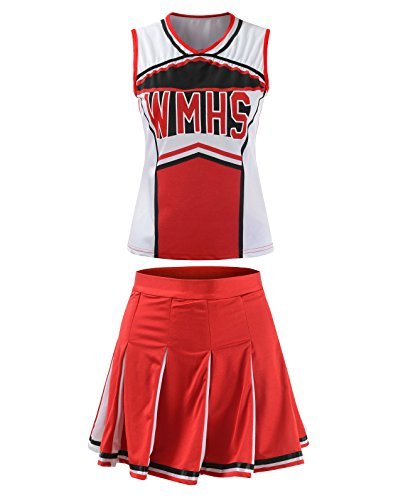 Cheerleaders Uniform - 4
