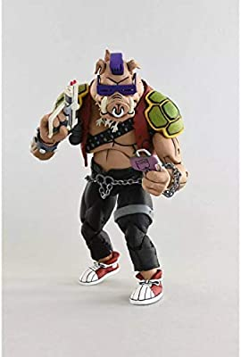Amazon.com: NECA Teenage Mutant Ninja Turtles Bebop and ...