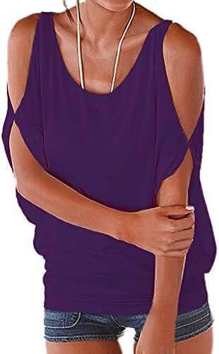 PinupArt Women's Off the Shoulder Shirring Drape Top
