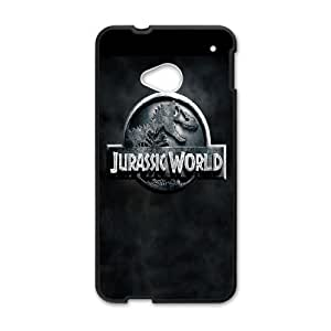 Personalized Creative Desktop Jurassic Park For HTC One M7 LOSW972276