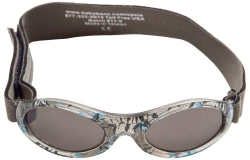 Baby BanZ Unisex-Baby Adventure Sunglasses, Camo Bloom, 0-2 - 2 Sunglasses Banz Baby Years 0