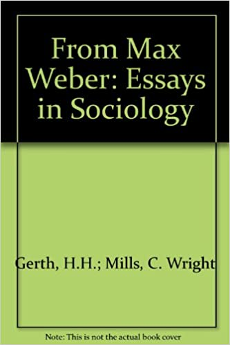 from max weber essays in sociology h h mills c wright gerth  from max weber essays in sociology h h mills c wright gerth com books