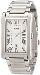 Hugo Boss 1512711 - Reloj de cuarzo para hombres, color plata