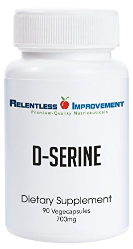 Relentless Improvement D Serine