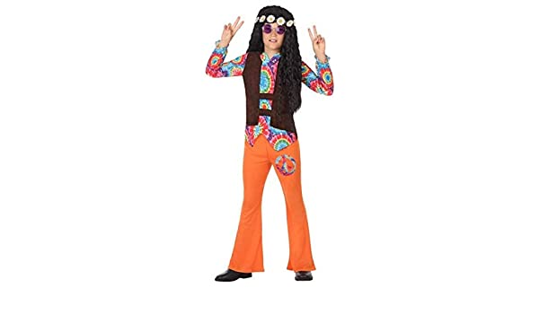 1960S HIPPY HIPPIE ALL KINDS PEACE SIGN ACCESSORIES FANCY DRESS PARTY