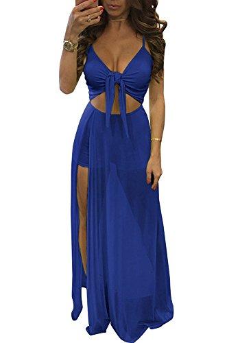 mesh beach dress - 8