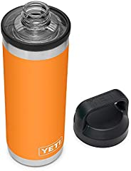 YETI Rambler 18 oz Vacuum Insulated Stainless Steel Bottle with Chug Cap