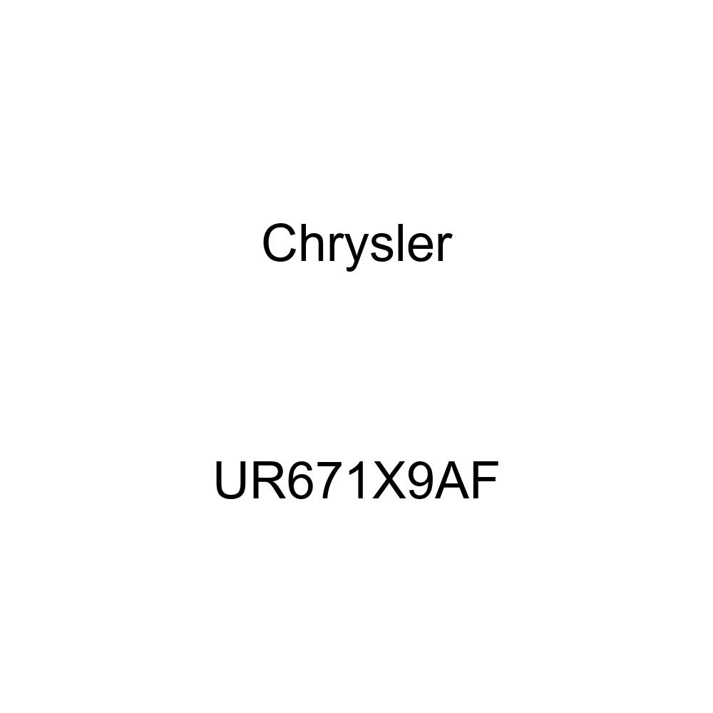 Genuine Chrysler UR671X9AF Steering Wheel