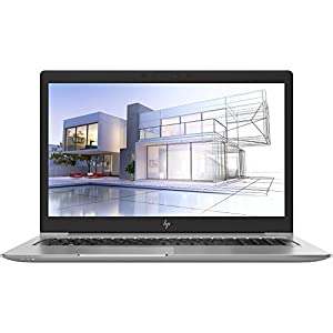 HP ZBook 15u G5 Mobile Workstation (Intel Core i7-8550U 8th Generation Processor | 16GB RAM | 512GB SSD | Windows 10 Pro 64 | Radeon Pro WX 3100 2GB GDDR5 Dedicated Graphics) – 5MX67PA