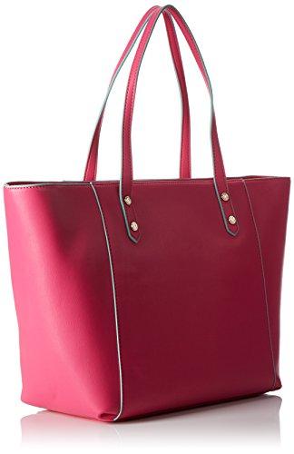 Love Moschino Moschino, Cabas femme, Pink (Fuchsia), 14x30x48 cm (B x H T)