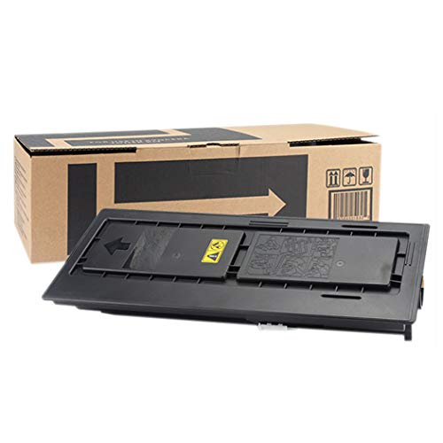 MALPYQA Compatible with Kyocera TK-448 Toner Cartridge for TASKalfa KM180 181 220 221 Copier Cartridge Toner,Black ()