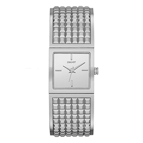 DKNY Bryant Park Stainless Steel Wide Bangle Women's watch #NY2230