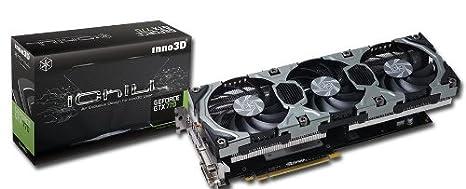 Inno3D C770-3SDN-E5DSX - Tarjeta gráfica NVIDIA GeForce GTX ...
