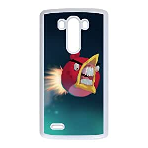 Angry Birds LG G3 Cell Phone Case White SUJ8464553