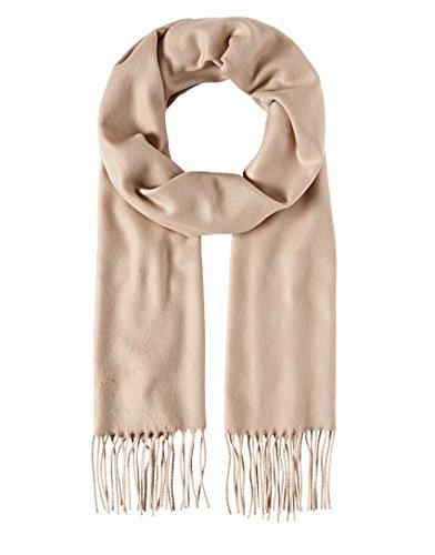 200 90cm e cashmere Top seta colori X Accessorio tinta Trend Silk Uomo setosa Sciarpa Donna Beige 30 unita wgxH7v