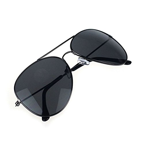 Hombre Gafas de Sol Polarizado Clásico UV400 Gafas piloto ...