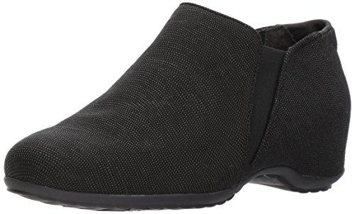 Walking Cradles Women's Keaton Loafer Black Leather