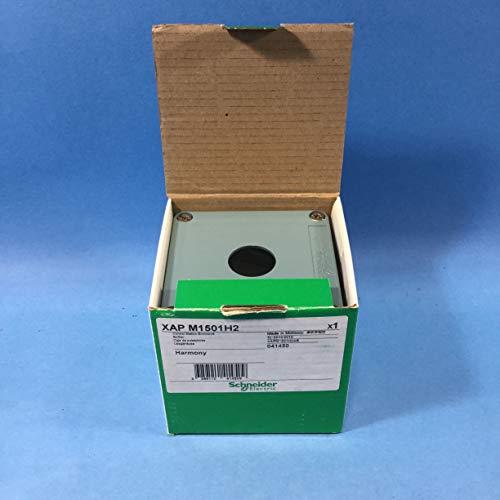 Schneider Electric XAP M1501H2 1-Hole Push Button ()