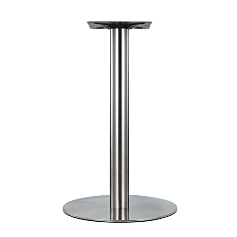 Table Legs Patas De Mesa De Acero Inoxidable Base Redonda ...
