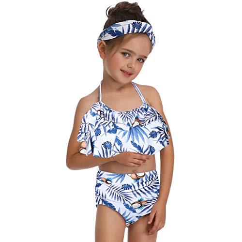 Amazon.com: AKwell Mommy and Me - Bikini de 2 piezas para ...