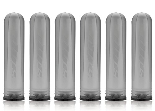 Dye Paintball Alpha Pod Tube - Smoke - 6 Pack