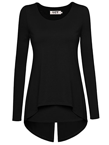 DJT Womens Twinset Layered Irregular