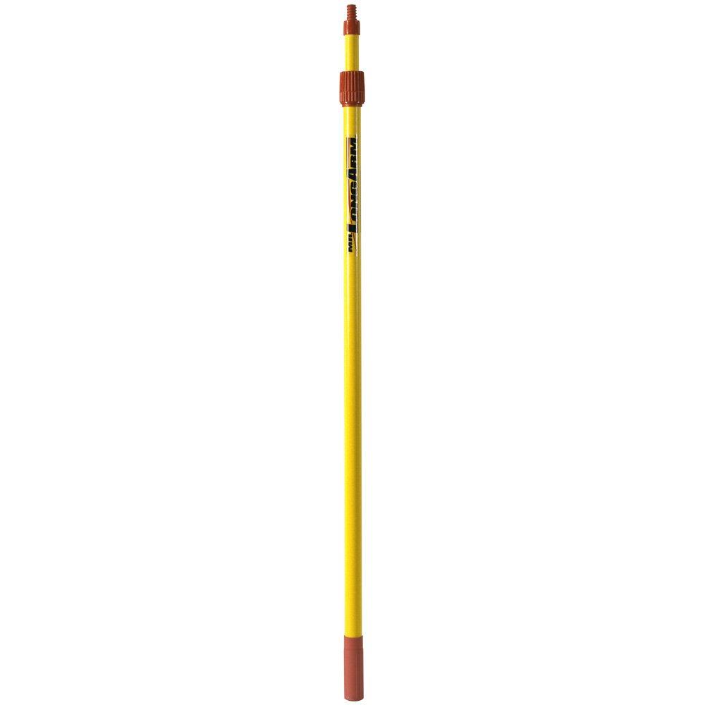 Mr. Long Arm 6712 Non-Conductive Extension Poles, 6-to-11 Foot Mr. Longarm