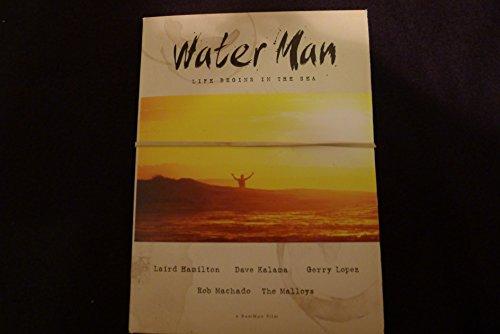 Water Man: Life Begins in the Sea DVD Format.