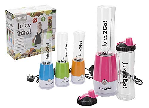 London Empire ® Active Juice to Go Personal Blender - Available in 4 Colours (Blue)