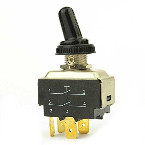 101 Tile Saw Mk Wet (Superior Electric SW29E On-Off Toggle Switch Replaces DeWalt 5130221-00 and MK Diamond 154310)
