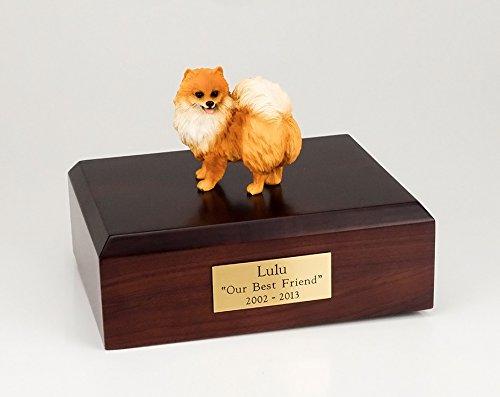 Ever My Pet Pomeranian Dog Figurine Urn Small Reviews
