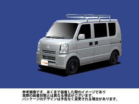 ルーフキャリア L271 タウンボックス / DS64W Lシリーズ タフレック TUFREQ 精興工業 B06XZZ6CDX