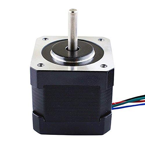 how to get maximum torque from nema 17