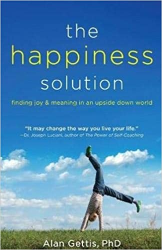 Buy The Happiness Solution: Finding Joy and Meaning in an