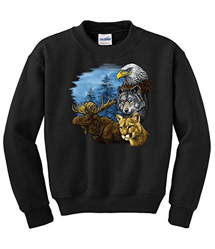 Eagle Crewneck Sweater - 9