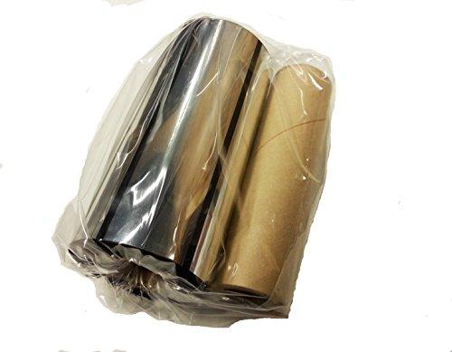 Prints Ribbon 100 (Rimage Prism / PrismPLUS! premium compatible 200m BLACK monochrome thermal transfer printer ribbon; 1739 prints at 100% coverage; with authenticating leader)