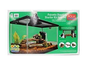 2. Aqua Culture 10 Gallon Reptile Kit