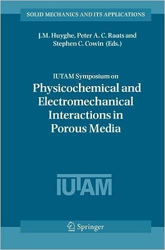 Ilmaiset lataukset saksalaisia äänikirjoja IUTAM Symposium on Physicochemical and Electromechanical, Interactions in Porous Media (Solid Mechanics and Its Applications) PDF PDB