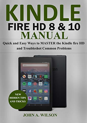 Book problems kindle fire hd