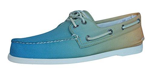Sperry A/O 2 Eye Ombre Zapatos para hombre del barco Blue